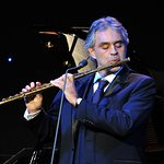 Andrea Bocelli Launches Charity At Star-Studded Gala