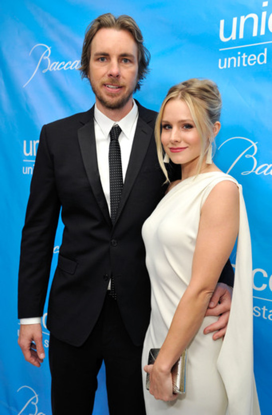 Kristen Bell and Dax Shepard at UNICEF Ball
