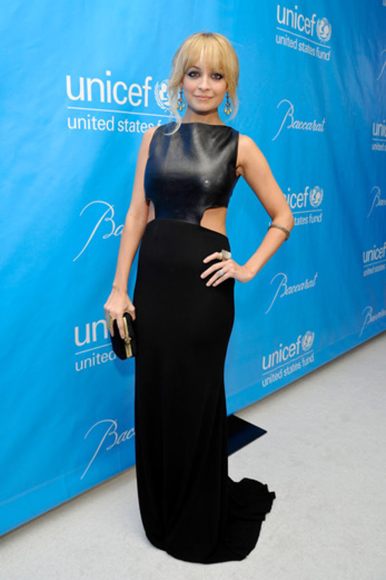 Nicole Richie at UNICEF Ball