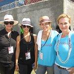 Kim Kardashian Writes About Haiti Visit