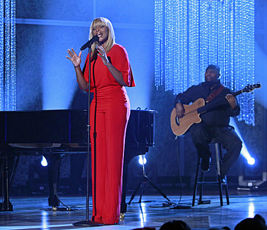 Mary J. Blige A HOME FOR THE HOLIDAYS WITH MARTINA McBRIDE