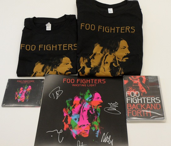 Foo Fighters Swag