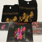 Bid On Signed Foo Fighters Swag For Charity