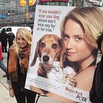 Megan Park Says No To Fur