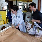 NASCAR's Jeff Gordon Visits Rwanda
