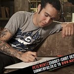 Exclusive Contest: Win A T-Shirt From The Pete Wentz Power Design Challenge