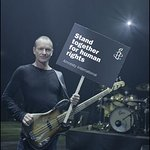 Sting Gets Back To Bass For Amnesty International