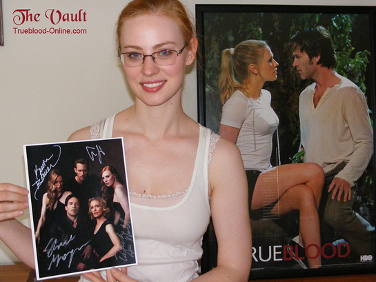 Deborah Ann Woll and Photo