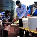 50 Cent Visits Africa To Fight Hunger