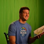Tim Tebow Reads For Children