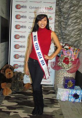 Meeghan Henry Miss Teen Asia USA