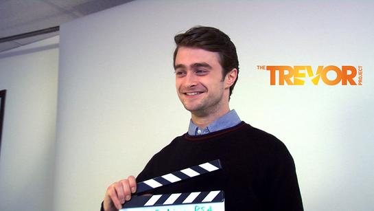 Daniel Radcliffe Trevor Project PSA
