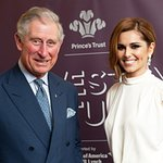 Prince Charles And Cheryl Cole Attend Futures Gala Dinner