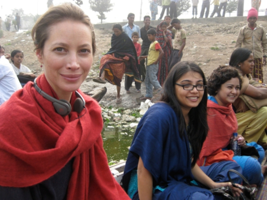 Christy Turlington Burns and Every Mother Counts Team Up with Texas Children's Hospital to Promote Global Maternal Health