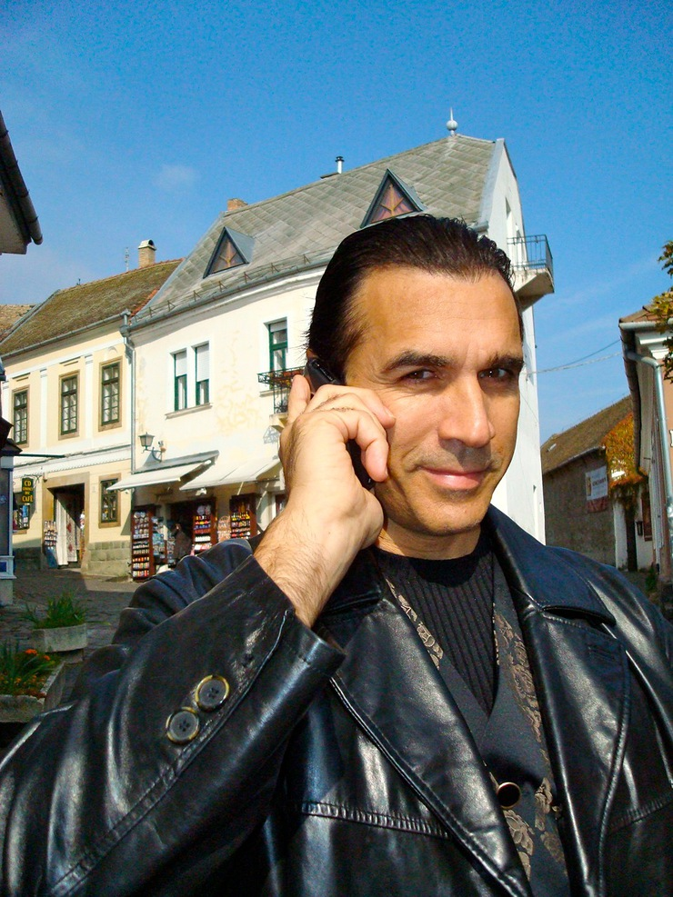 Adrian Paul Phone Call