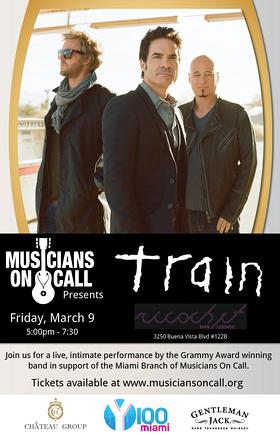 Train MOC Concert