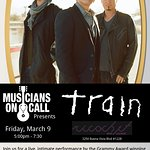Train To Perform For Musicians On Call