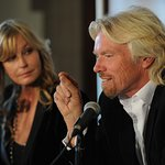 Richard Branson and Bo Derek Announce WildAid Canada's Polar Bear Campaign