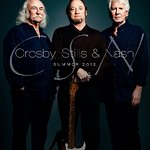 Crosby, Stills And Nash To Donate Percentage Of Tour Proceeds To Charity