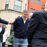 George Clooney Arrested During Sudanese Protest