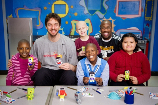 NBA Cares and St. Jude Team Up for Hoops for St. Jude Week