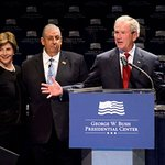 George W. Bush Launches Freedom Collection