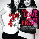 Leighton Meester Steps Out Against Blood Cancer