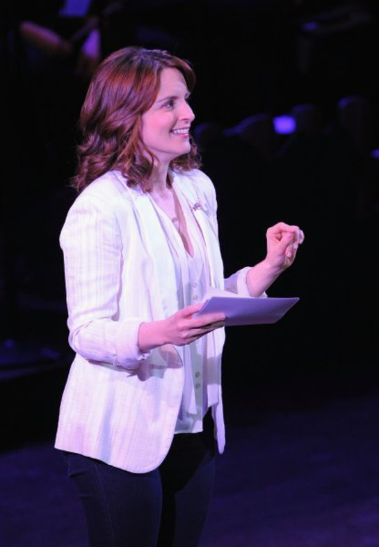 Tina Fey speaks during a Celebration of Paul Newman's Dream to Benefit the SeriousFun Children's Network
