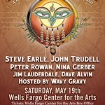 Steve Earle To Sing Out For Seva At Charity Concert