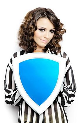 Cher Lloyd Blue Shield