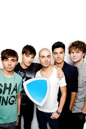 The Wanted Blue Shield