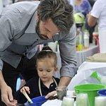 Ben Affleck Attends Children Mending Hearts Spring Benefit