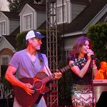 Teen Stars Support Charity At Wisteria Lane Block Party