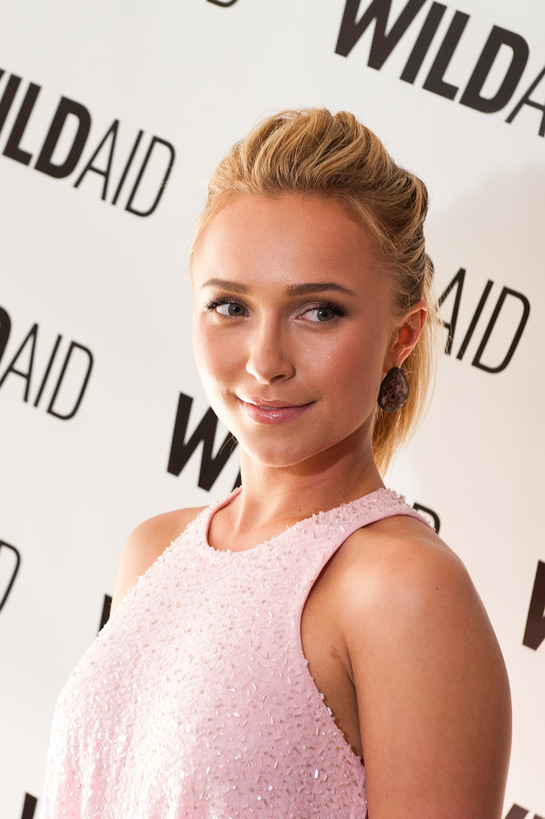 WildAid Gala Hayden Panettiere