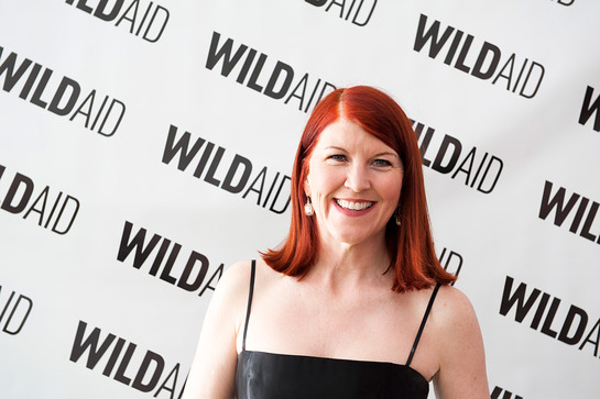 WildAid Gala Kate Flannery