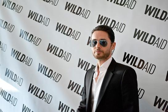 WildAid Gala Jared Leto