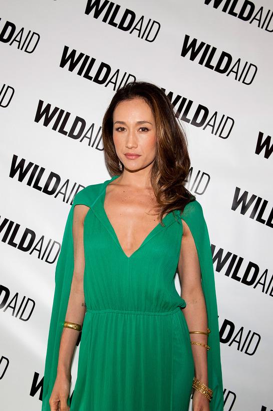 WildAid Gala Maggie Q