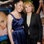 Barbara Walters Hosts Ronald McDonald House New York Gala
