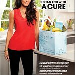 Angie Harmon Joins Fight Against Prostate Cancer