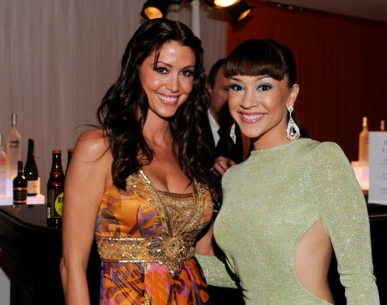 Shannon Elizabeth and Diana DeGarmo Race to Erase MS
