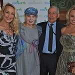 Pamela Anderson And Friends Celebrate Five Years Of Cool Earth
