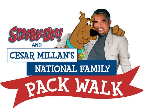 Cesar Millan National Pack Walk