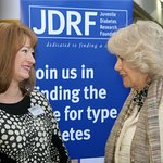 HRH The Duchess of Cornwall to take Royal role in JDRF type 1 diabetes charity