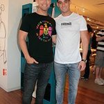 Lance Bass Hosts PRIDE Party With Trevor Project