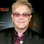 Elton John Meets With John Kerry For AIDS Discussions