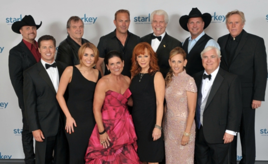 Starkey Hearing Foundation So The World May Hear Gala 2011 Honorees & Celebrities.