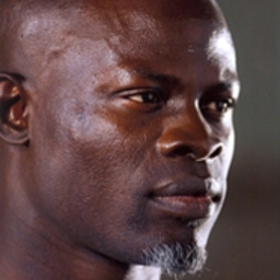 Djimon Hounsou is concerned about the Sahel food crisis
