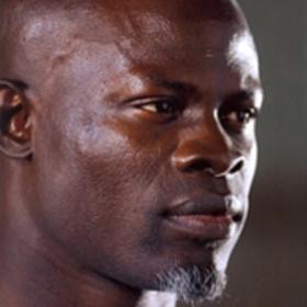 Djimon Hounsou is concerned about the Sahel food crisis