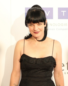 Pauley Perrette hosting the 2012 Thirst Project Gala
