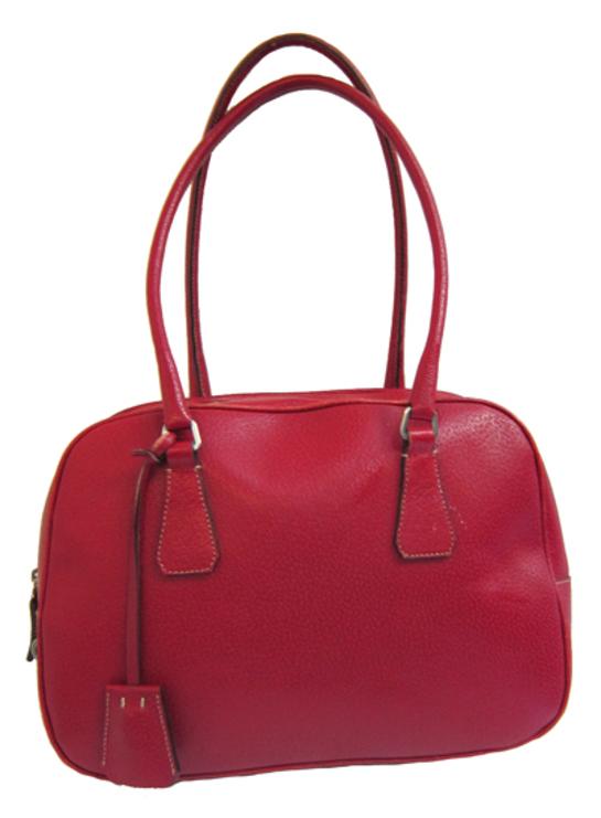 Julie Bowen Autographed Prada Handbag